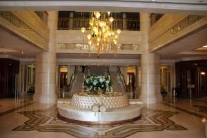 Отель Ниса, Ашхабад, Туркменистан (2)