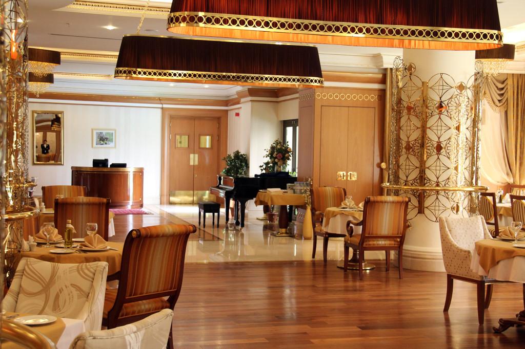 Отель Ниса, Ашхабад, Туркменистан (3)