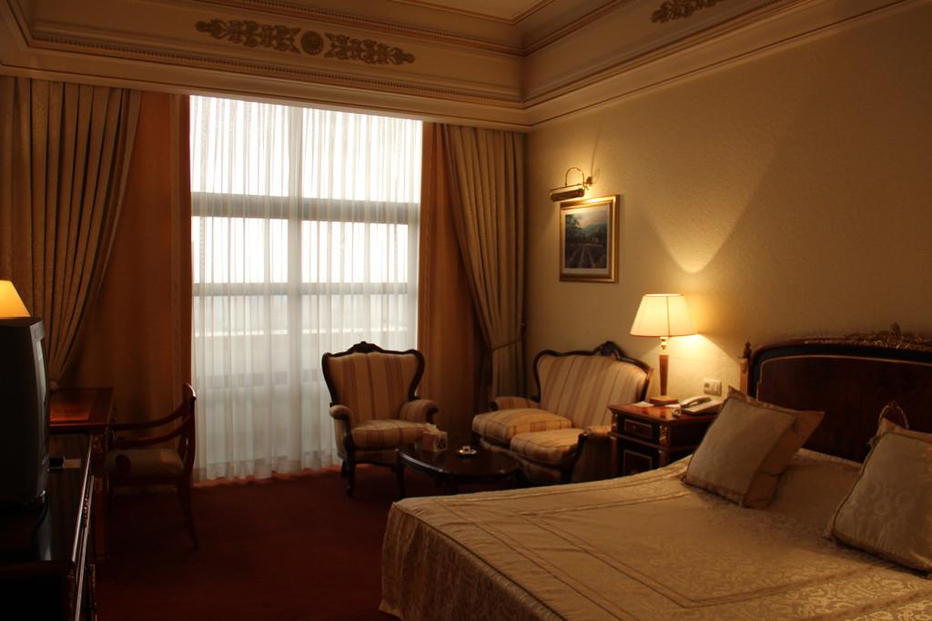 Отель Президент, Ашхабад, Туркменистан (1)