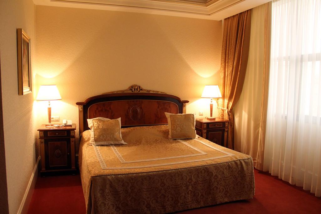 Отель Президент, Ашхабад, Туркменистан (5)