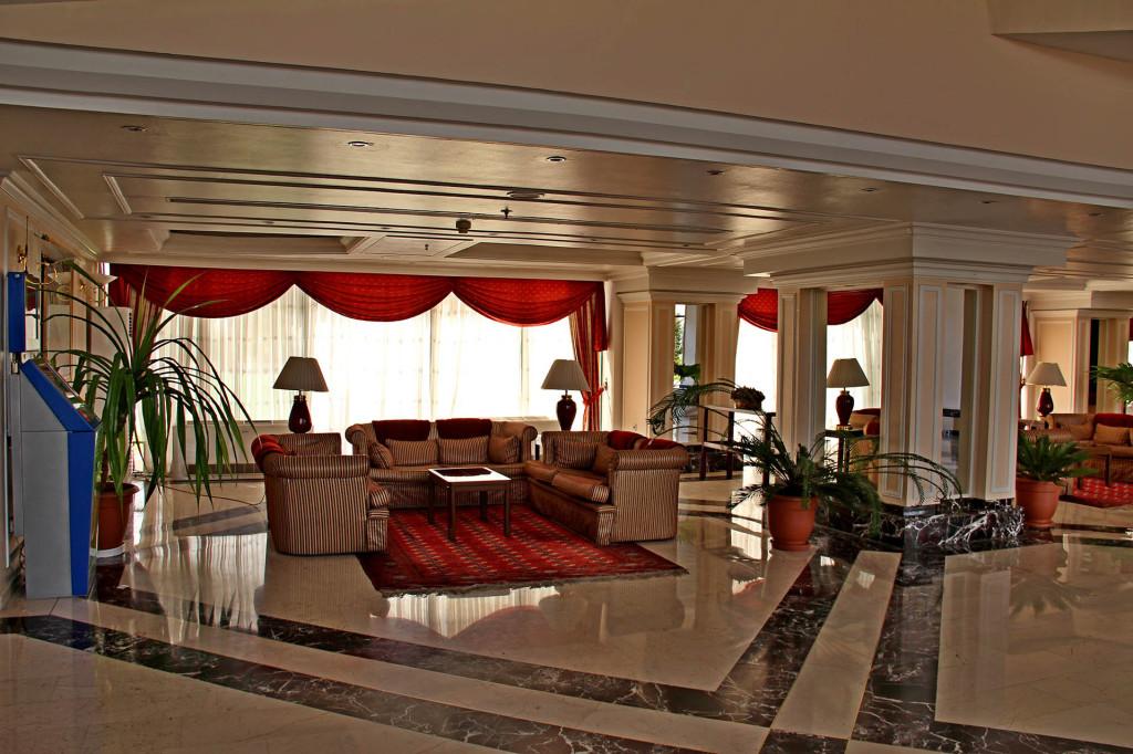 Отель Sheraton Grand, Ашхабад, Туркменистан (3)