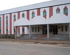 Отель Туркменабат, Туркменабат, Туркменистан (1)