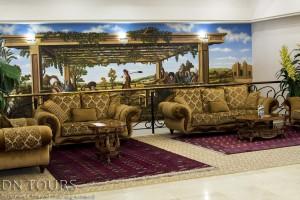 Отель Туркменбаши, город Туркменбаши (Красноводск) Туркменистан