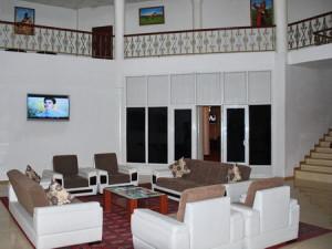 Отель Узбой, Дашогуз, Туркменистан (1)