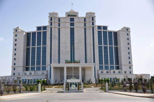 Отель Ватанчи, Аваза, Туркменбаши, Туркменистан (4)