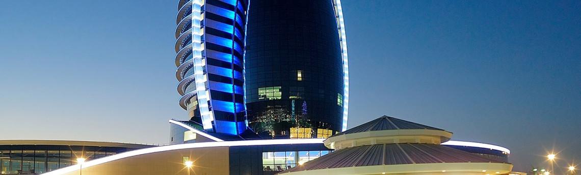 Отель Йылдыз Ашхабад, Туркменистан