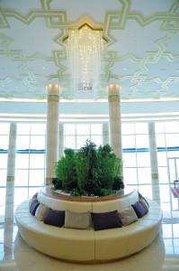 Отель Йылдыз, Ашхабад Туркменистан