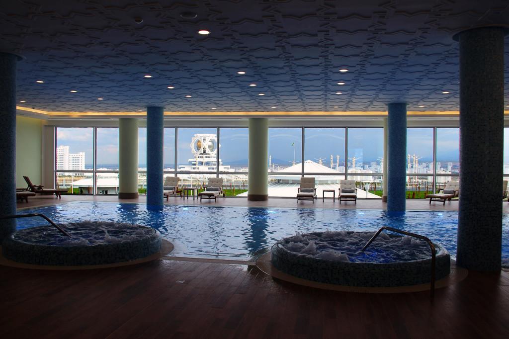 Отель Yyldyz, Ашхабад, Туркменистан (11)