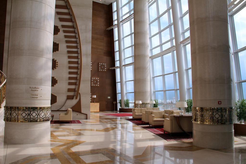 Отель Yyldyz, Ашхабад, Туркменистан (14)