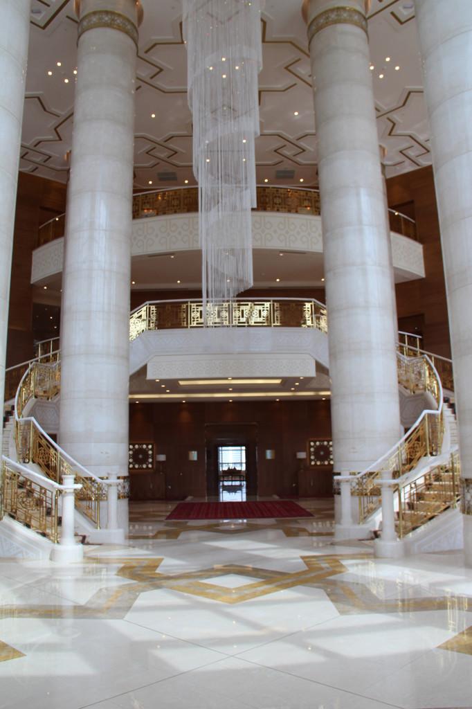 Отель Yyldyz, Ашхабад, Туркменистан (16)