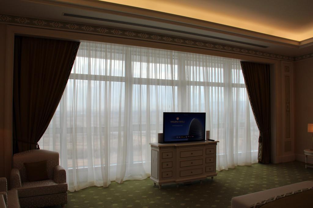 Отель Yyldyz, Ашхабад, Туркменистан (2)