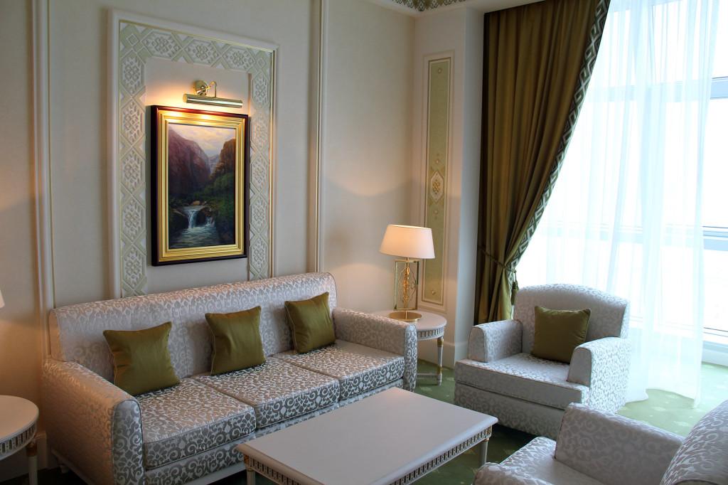 Отель Yyldyz, Ашхабад, Туркменистан (7)