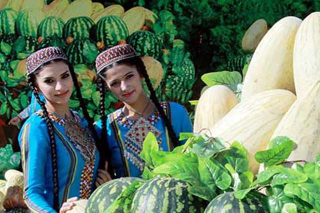Праздник, Туркменистан