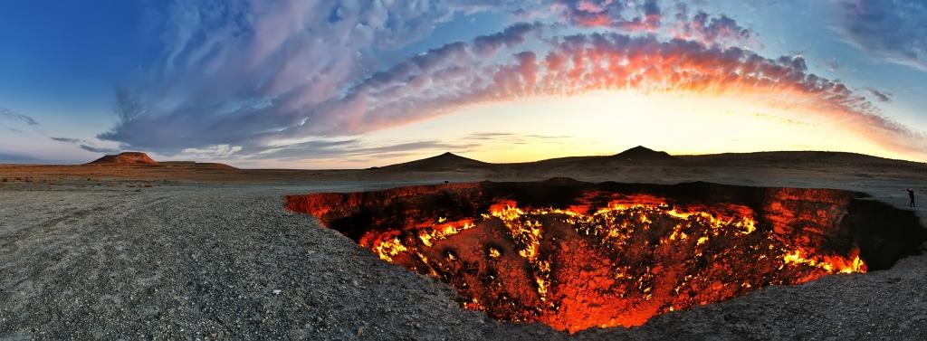 Природа Туркменистан (2)