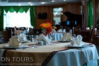 Отель Туркменбаши ресторан