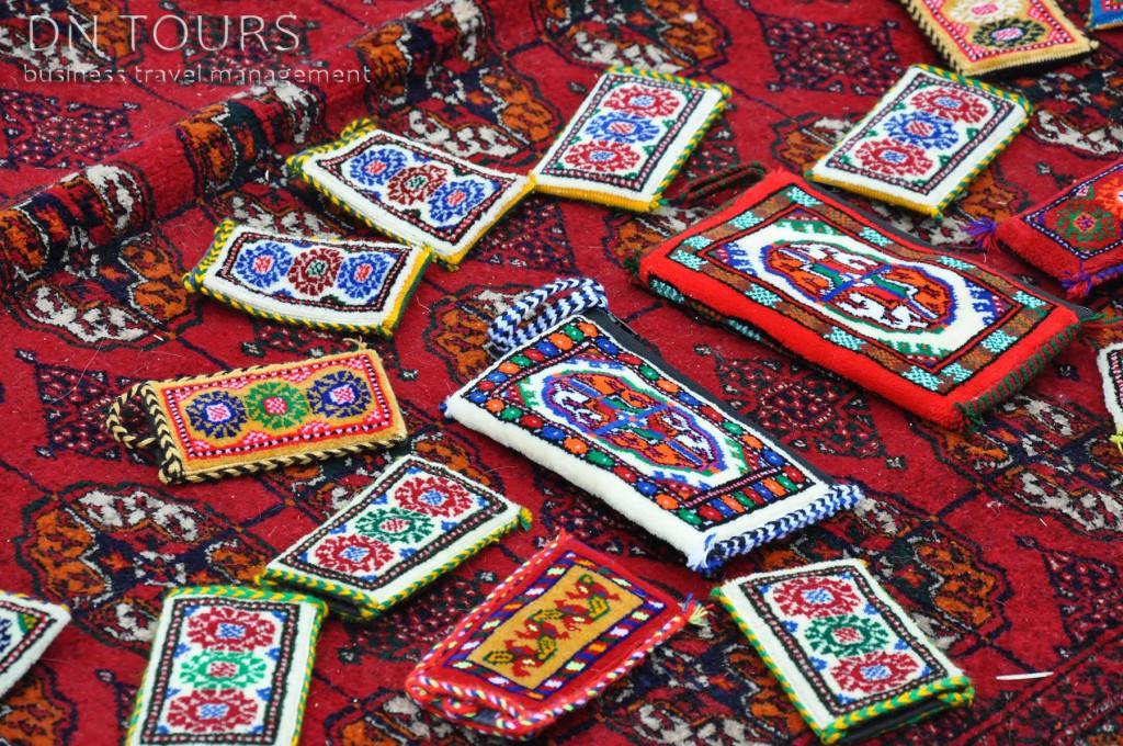 Рукодельные изделия, народное творчество Туркменистан (1)