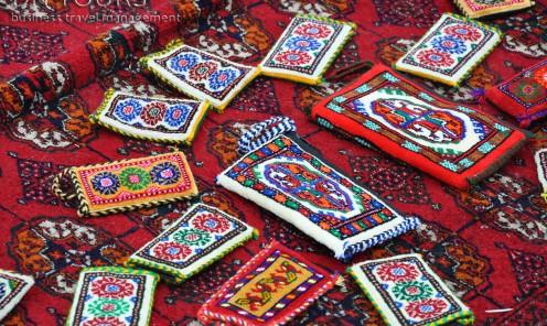 Народное творчество Туркменистана (9)