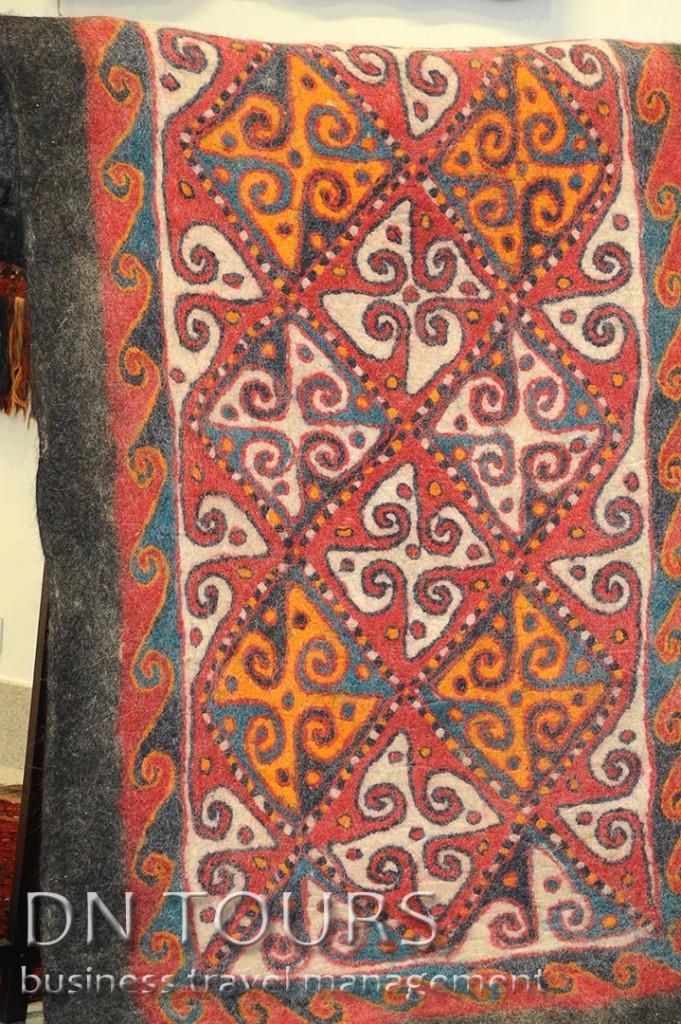 Рукодельные изделия, народное творчество Туркменистан (2)