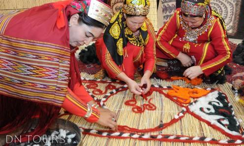 Народное творчество Туркменистана (10)