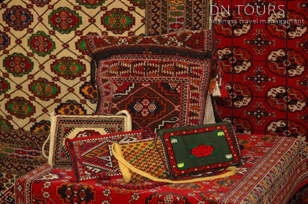 Рукодельные изделия, народное творчество Туркменистан (4)