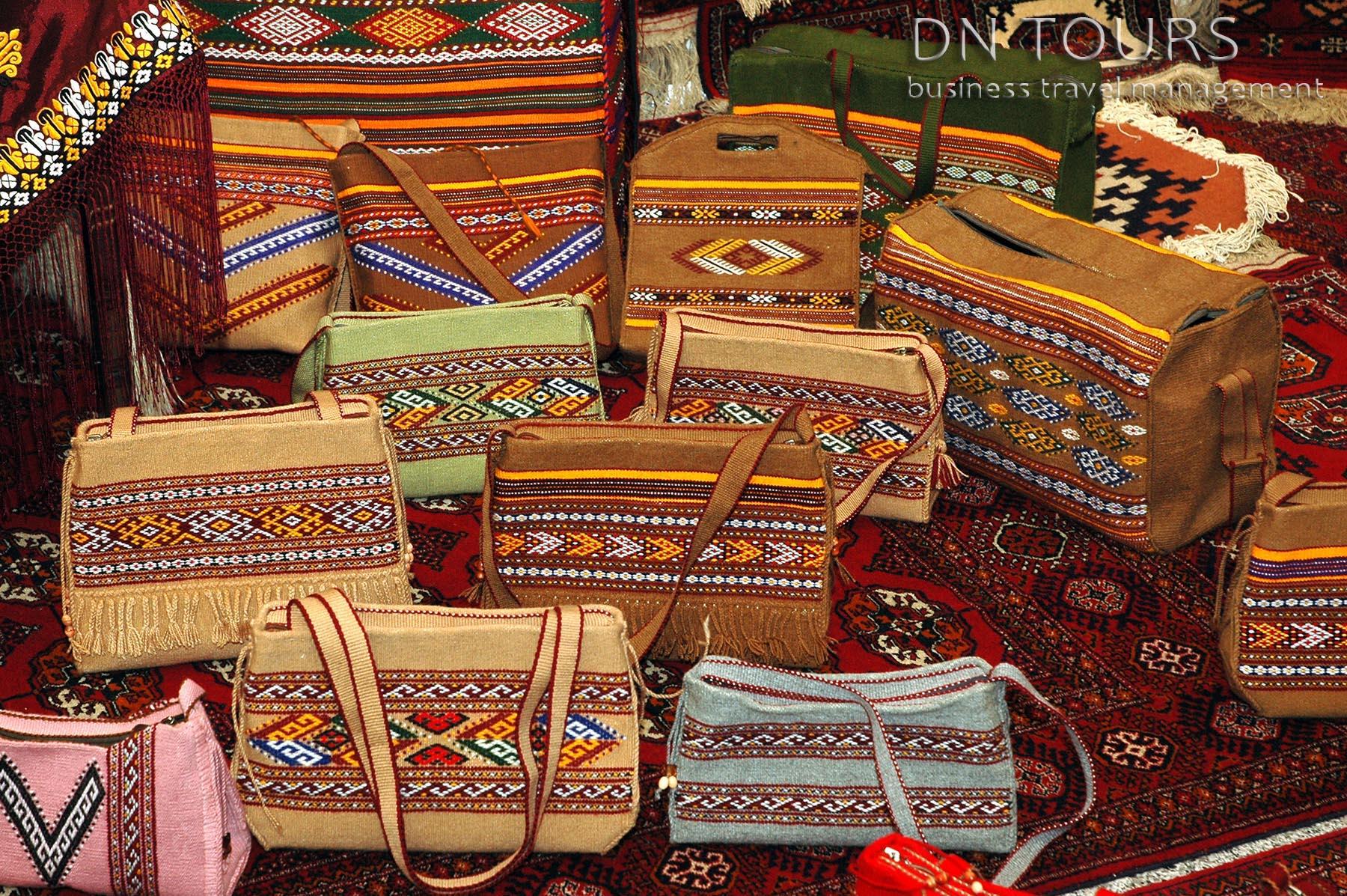 Рукодельные изделия, народное творчество Туркменистан (5)