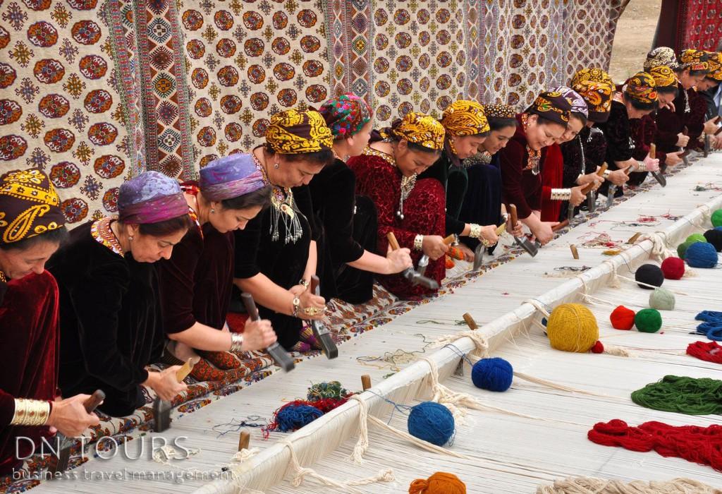 Рукодельные изделия, народное творчество Туркменистан (8)