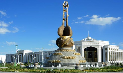 Города Туркменистана (2)