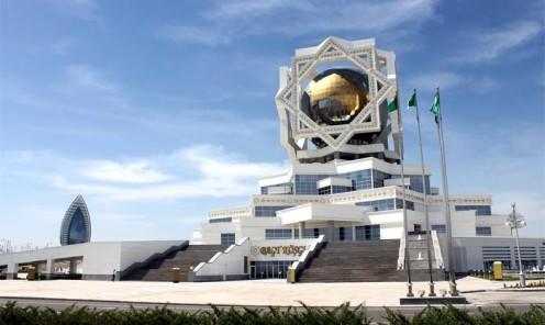 Города Туркменистана (3)