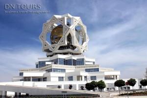 ЗАГС, Центр бракосочетаний Ашхабад, Туркменистан (3)