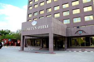 Ak Altyn Hotel Ashgabat Turkmenistan (4)