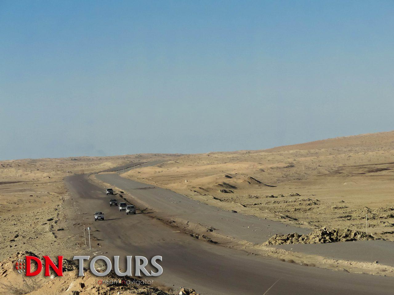 Дорога в Дарвазу, Врата Ада, Туркменистан (2)