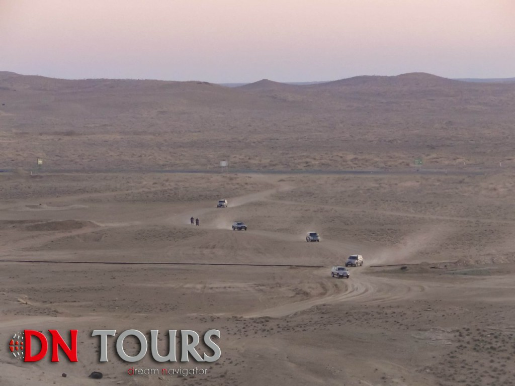Дорога в Дарвазу, Врата Ада, Туркменистан (3)