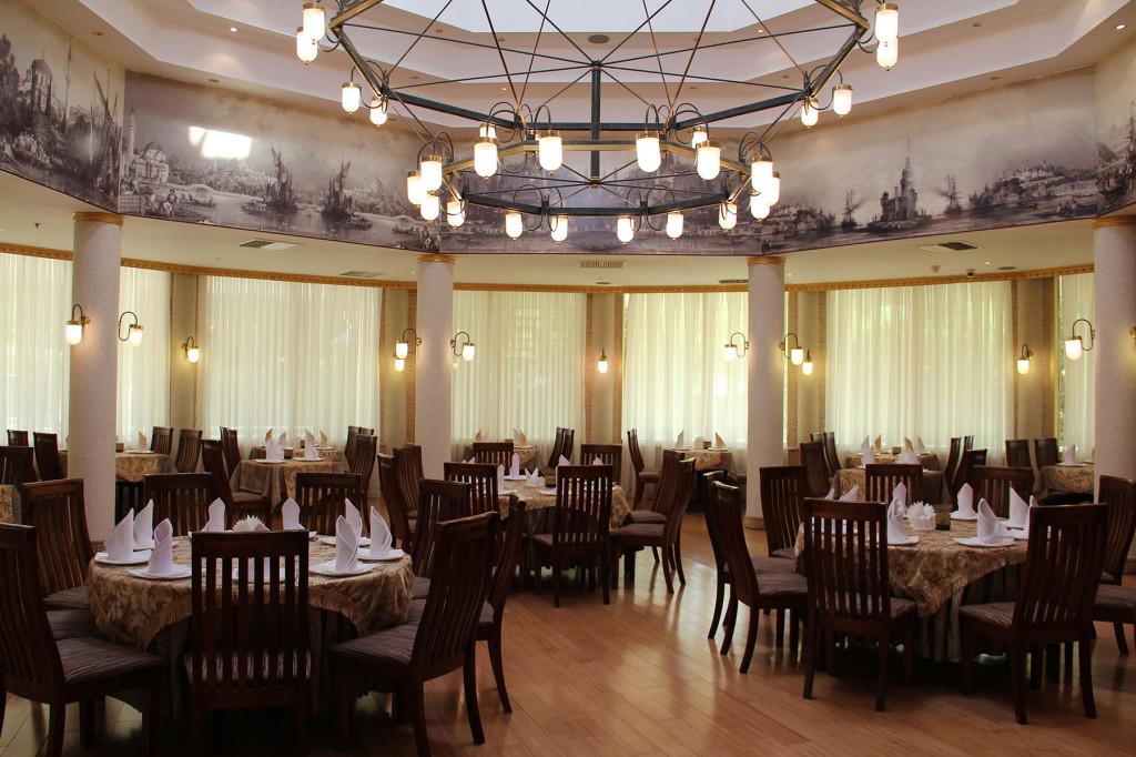 Отель Ак Алтын
