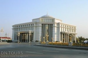 Отель Нусай, Ашхабад, Туркменистан