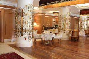 Отель Нусай (Ниса) ресторан, Ашхабад Туркменистан (2)