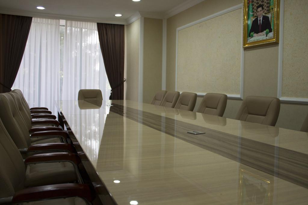 Отель Гранд Туркмен Ашхабад
