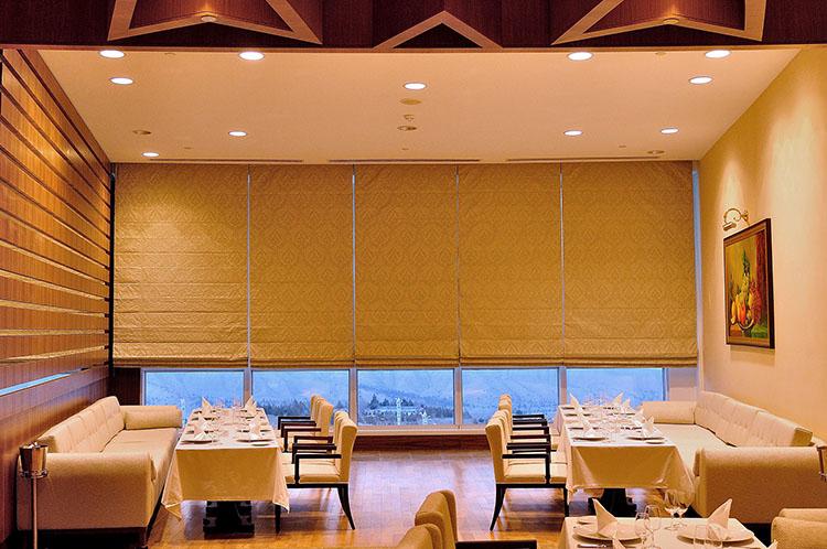Отель Йылдыз, Ресторан, 4 этаж, Ашхабад Туркменистан