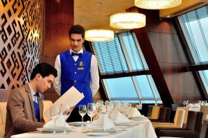 Отель Йылдыз, ресторан, Ашхабад Туркменистан (6)