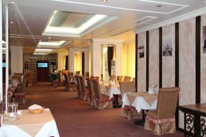 Ресторан Гранд Туркмен Отель, Ашхабад Туркменистан