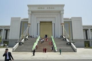 Международный выставочный центр Ашхабад