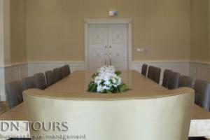 Конференц зал, Отель Сейрана, Аваза, Туркменбаши, Туркменистан (2)