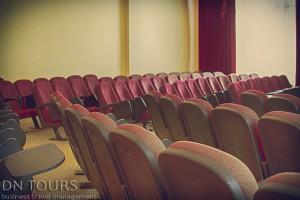 Конференц зал, Отель Туркменбаши, город Туркменбаши (Красноводск) Туркменистан (3)