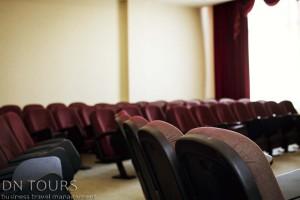 Конференц зал, Отель Туркменбаши, город Туркменбаши (Красноводск) Туркменистан (4)