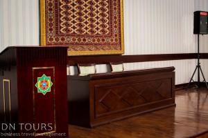 Конференц зал отель Чарлак, Аваза, Туркменбаши, Туркменистан (2)