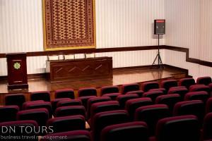 Конференц зал отель Чарлак, Аваза, Туркменбаши, Туркменистан