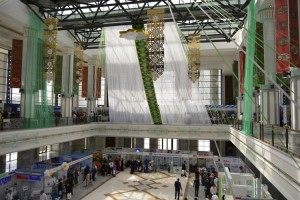 Международная выставка и научная конференция «Saglyk-2014» Ашхабад Туркменистан (2)