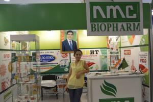 Международная выставка и научная конференция «Saglyk-2014» Ашхабад Туркменистан (5)