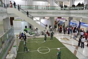 Международная выставка и научная конференция «Saglyk-2014» Ашхабад Туркменистан (6)