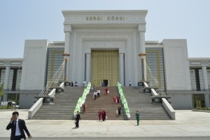Международная выставка и научная конференция «Saglyk-2014» Ашхабад Туркменистан (8)