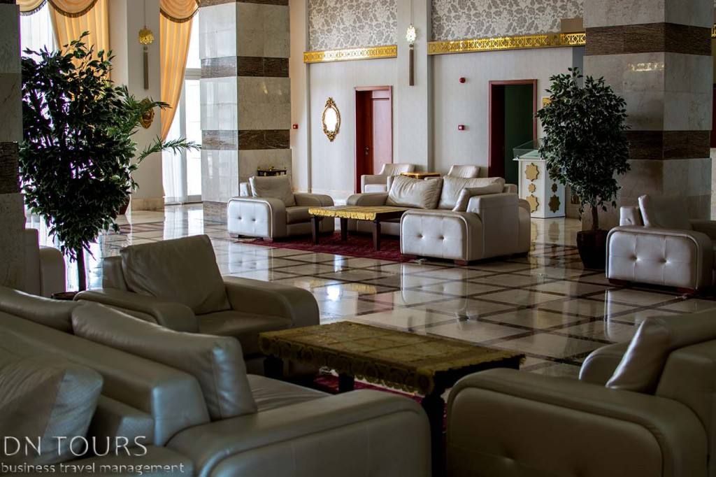 Отель Арзув, Аваза, Туркменбаши, Туркменистан